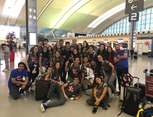 Tears and Hugs: Time for Airport Farewell!